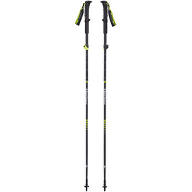 Black Diamond Distance Carbon Z Acc-Ready Kijki trekkingowe, wasabi